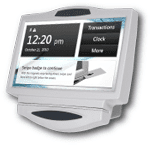 Acumen GT550 Touchscreen Employee Time Clock
