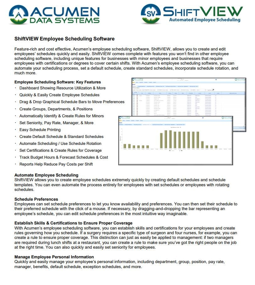 Clockview datasheet